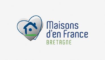 Image par défaut - Logo Maison d'en France Bretagne