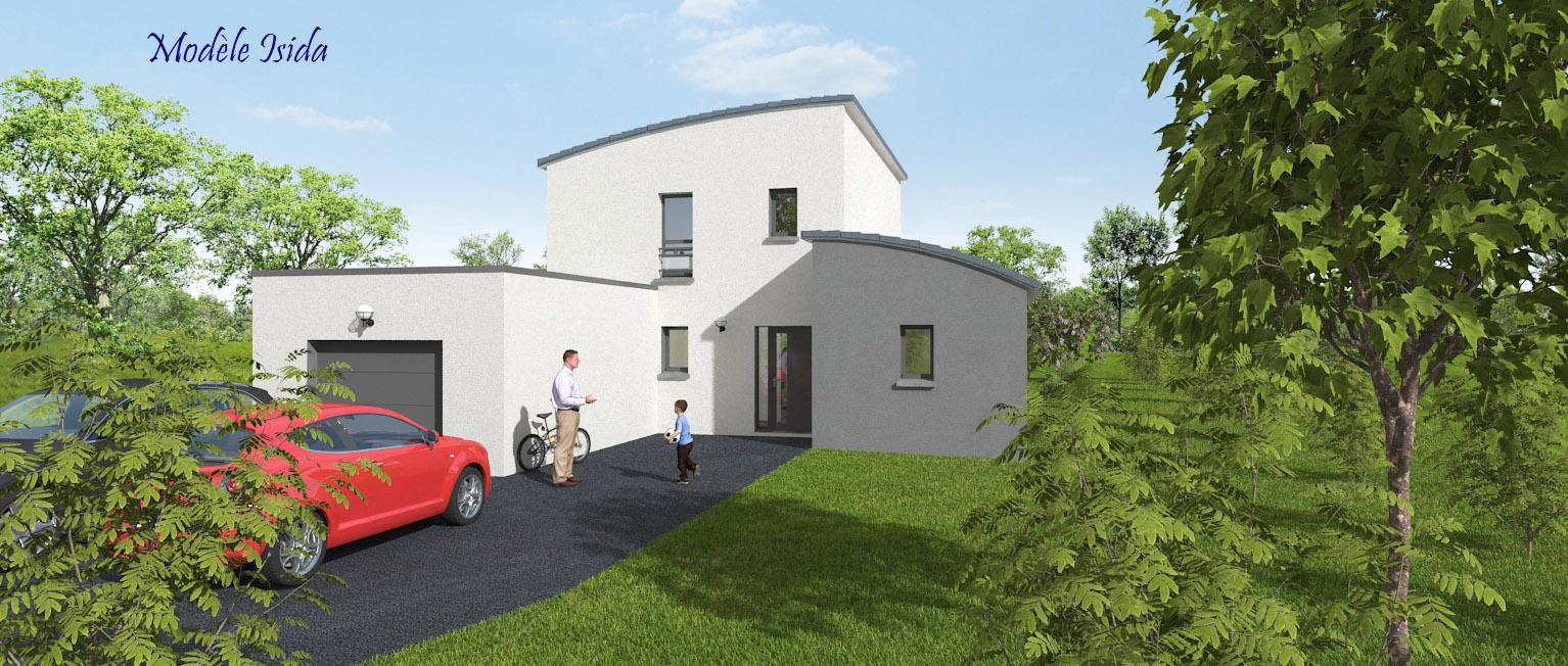 Maison contemporaine T5