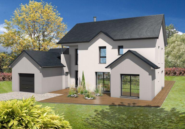 Maison moderne T6 155m²