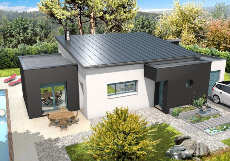 Maison plain pied T4 126m²