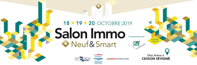 Salon Immo Neuf&Smart 2019