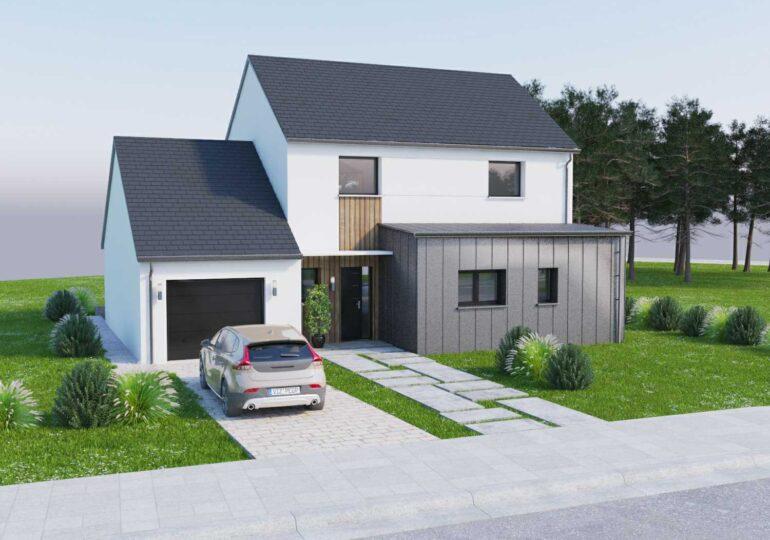 Maison moderne T5 133 m2