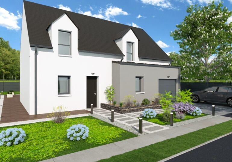 Maison moderne T5 101 m2